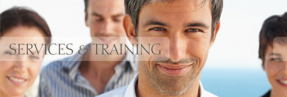 Services & Training